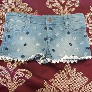 Freestyle Jean Shorts